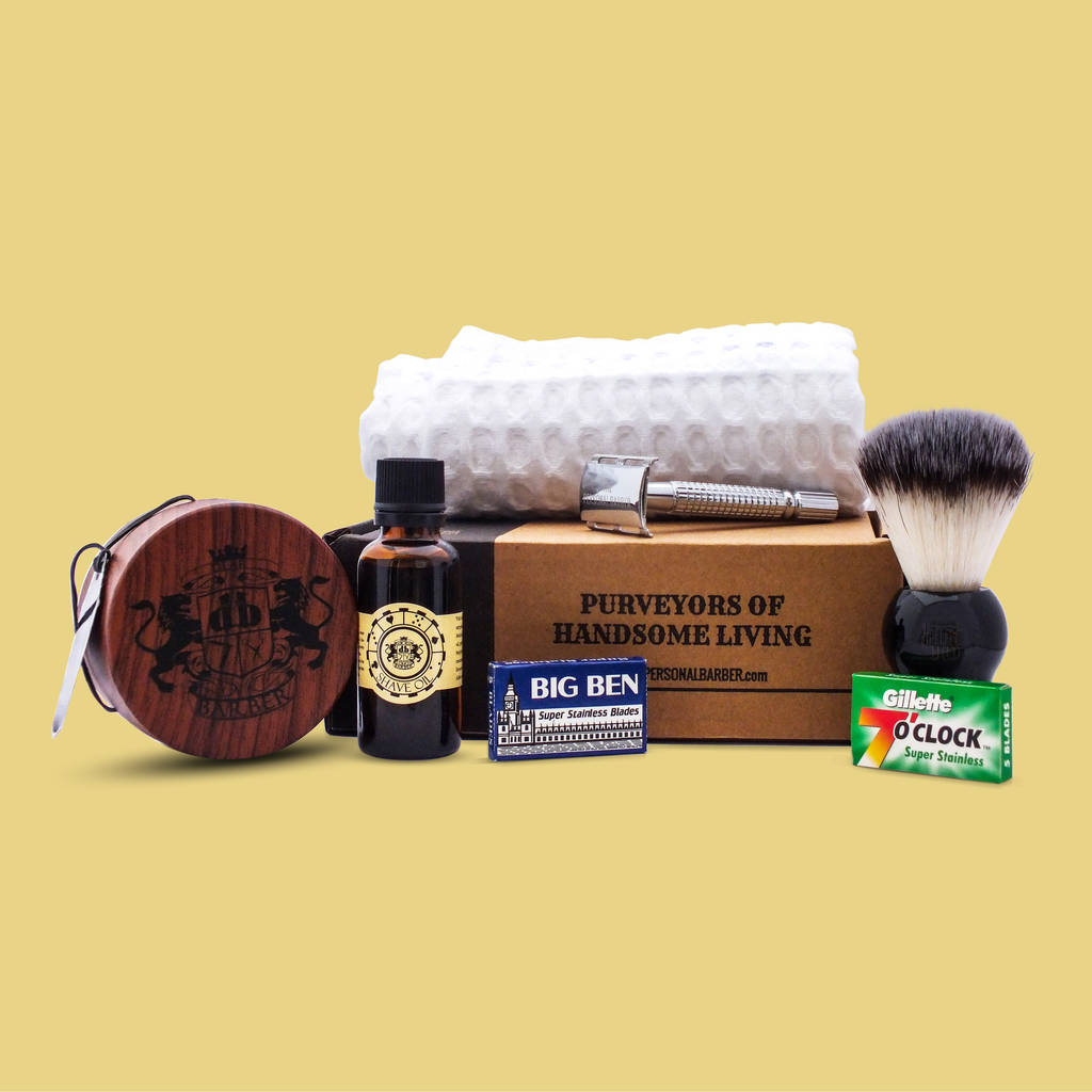 Gentleman's Classic Shaving Kit