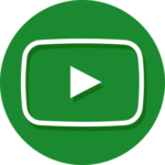 The Garden Guru YouTube Logo Button