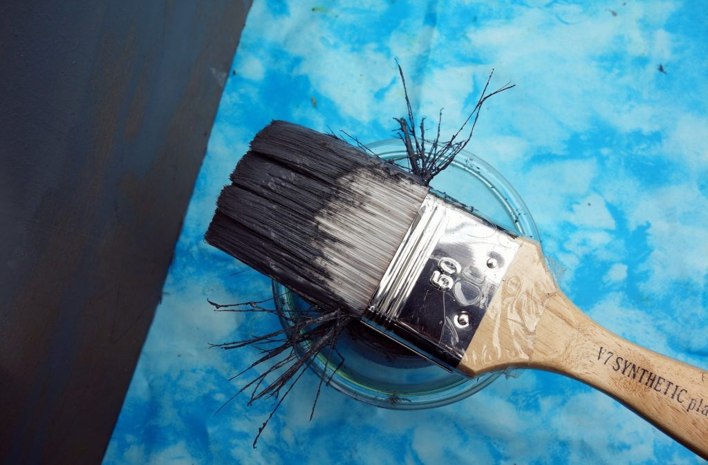 Wooden Furniture Painting Brush