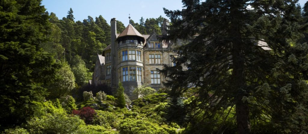National Trust Cragside