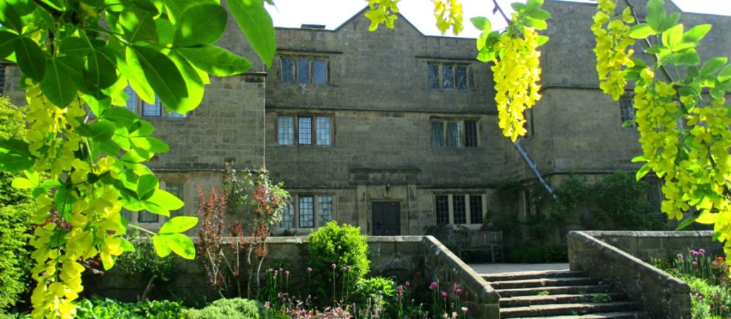 National Trust Eyam Hall