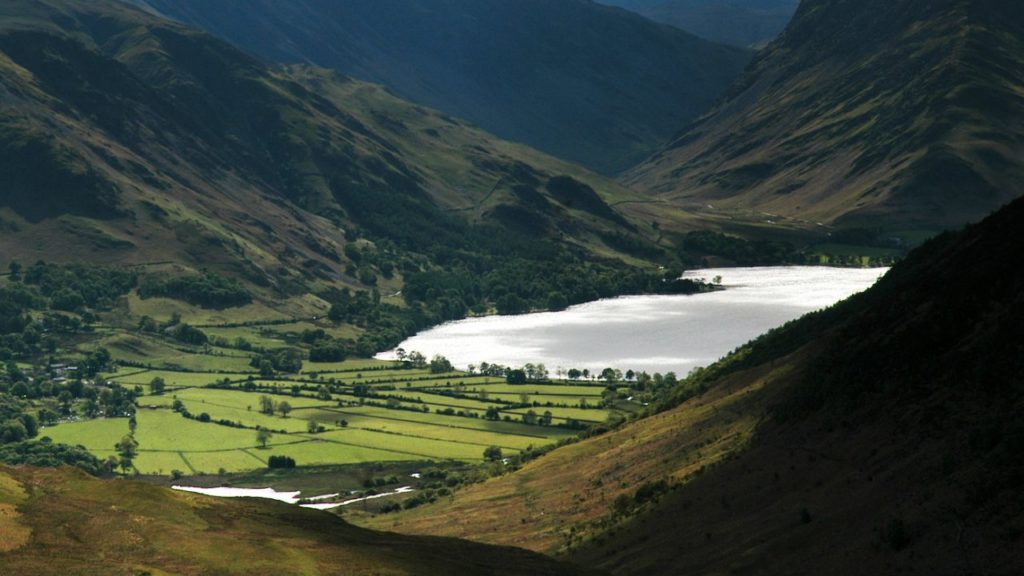 National Trust Buttermere Valley