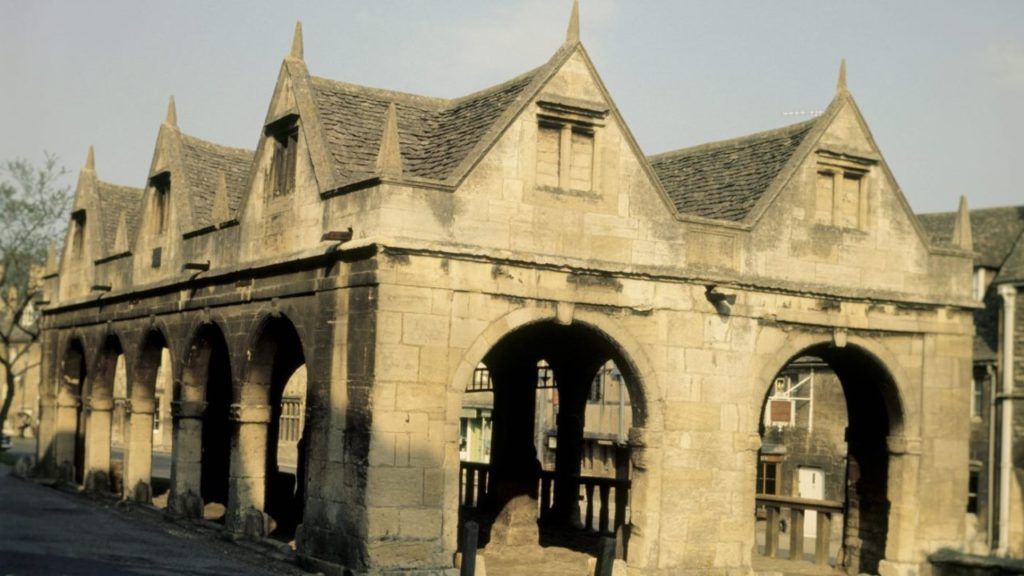 National Trust Market Hall