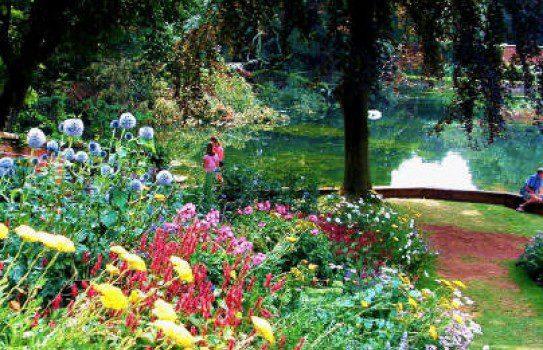upton house & garden
