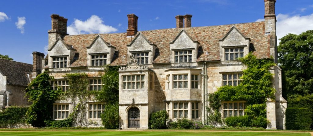 National Trust anglesey abbey
