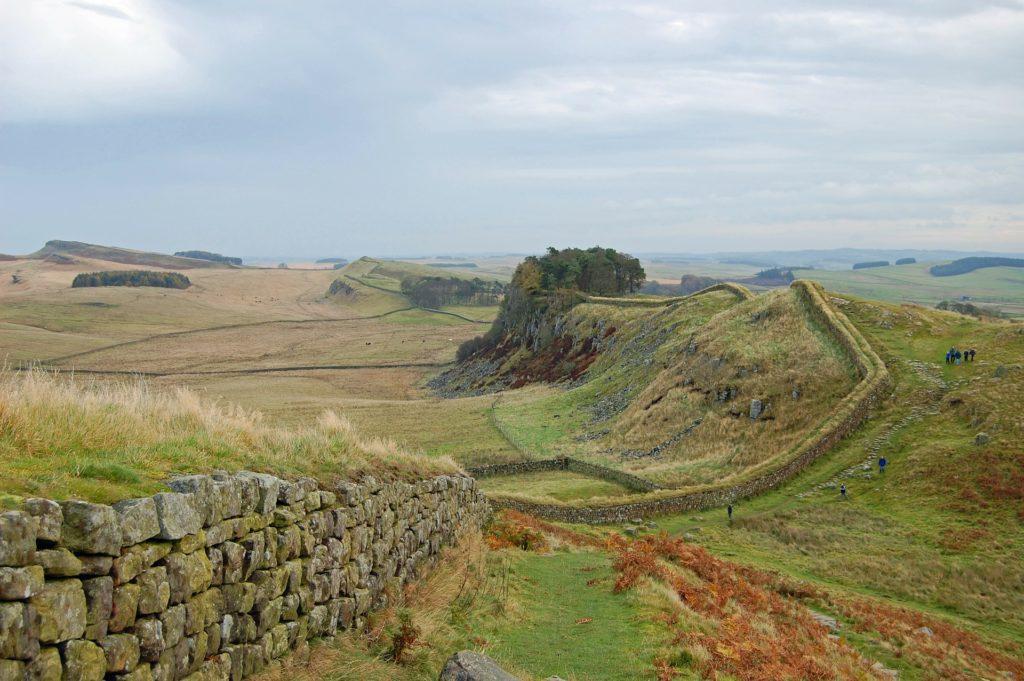 Hadrian's wall getaways