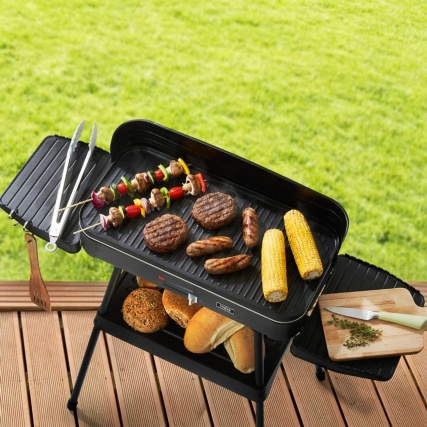 Tower electric barbecue